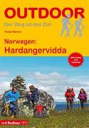 Cover-Bild zu Körner, Tonia: Norwegen: Hardangervidda. 1:200'000