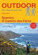 Cover-Bild zu Harrer, Carina: Spanien: O Camiño dos Faros. 1:85'000