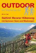 Cover-Bild zu Bartl, Werner: Südtirol: Meraner Höhenweg. 1:90'000