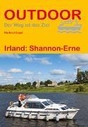 Cover-Bild zu Engel, Hartmut: Irland: Shannon-Erne. 1:270'000
