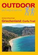 Cover-Bild zu Engel, Hartmut: Griechenland: Corfu Trail