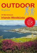Cover-Bild zu Engel, Hartmut: 24 Wanderungen Irlands Westküste. 1:75'000
