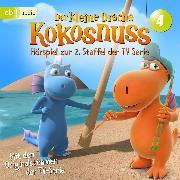 Cover-Bild zu Siegner, Ingo: Der Kleine Drache Kokosnuss - Hörspiel zur 2. Staffel der TV-Serie 04 (Audio Download)