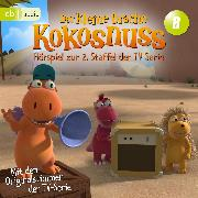 Cover-Bild zu Siegner, Ingo: Der Kleine Drache Kokosnuss - Hörspiel zur 2. Staffel der TV-Serie 08 - (Audio Download)