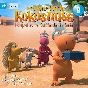 Cover-Bild zu Siegner, Ingo: Der Kleine Drache Kokosnuss - Hörspiel zur 2. Staffel der TV-Serie 09 (Audio Download)