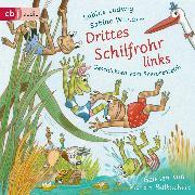 Cover-Bild zu Ludwig, Sabine: Drittes Schilfrohr links - Geschichten vom Seerosenteich (Audio Download)