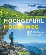 Cover-Bild zu Strauß, Andrea: Hochgefühl Höhenweg