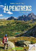 Cover-Bild zu Strauß, Andrea: Alpentreks (eBook)