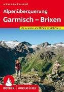 Cover-Bild zu Strauß, Andrea: Alpenüberquerung Garmisch - Brixen