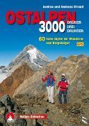 Cover-Bild zu Strauss, Andrea: 3000er Ostalpen. Drüber und drunter. 1:50'000