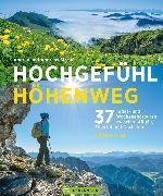 Cover-Bild zu Strauß, Andrea: Hochgefühl Höhenweg (eBook)