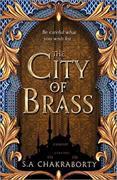 Cover-Bild zu S A CHAKRABORTY: CITY OF BRASS EX PB