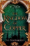 Cover-Bild zu Chakraborty, S. A.: Kingdom of Copper