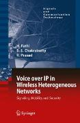 Cover-Bild zu Fathi, Hanane: Voice over IP in Wireless Heterogeneous Networks