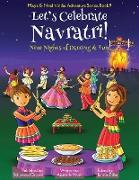 Cover-Bild zu Chakraborty, Ajanta: Let's Celebrate Navratri! (Nine Nights of Dancing & Fun) (Maya & Neel's India Adventure Series, Book 5)