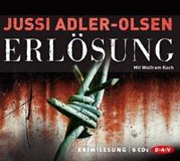 Cover-Bild zu Adler-Olsen, Jussi: Erlösung. Der dritte Fall für Carl Mørck, Sonderdezernat Q