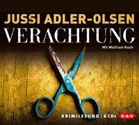 Cover-Bild zu Adler-Olsen, Jussi: Verachtung. Der vierte Fall für Carl Mørck, Sonderdezernat Q