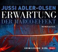 Cover-Bild zu Adler-Olsen, Jussi: Erwartung. Der fünfte Fall für Carl Mørck, Sonderdezernat Q