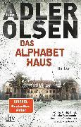 Cover-Bild zu Adler-Olsen, Jussi: Das Alphabethaus (eBook)