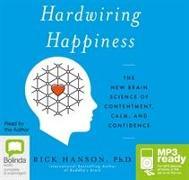 Cover-Bild zu Hanson, Rick: Hardwiring Happiness