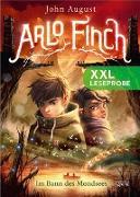 Cover-Bild zu August, John: XXL Leseprobe: Arlo Finch. Im Bann des Mondsees (eBook)