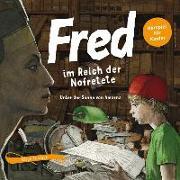 Cover-Bild zu Tetzner, Birge: Fred 04. Fred im Reich der Nofretete. 2 CDs