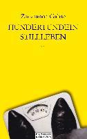 Cover-Bild zu Gahse, Zsuzsanna: Hundertundein Stillleben