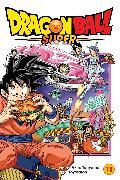 Cover-Bild zu Toriyama, Akira: Dragon Ball Super, Vol. 11