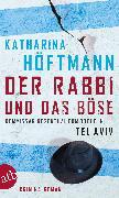 Cover-Bild zu Höftmann, Katharina: Der Rabbi und das Böse (eBook)
