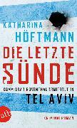 Cover-Bild zu Höftmann, Katharina: Die letzte Sünde (eBook)