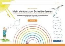 Cover-Bild zu Langhans, Katrin: Mein Vorkurs zum Schreibenlernen