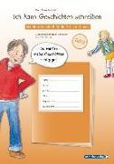 Cover-Bild zu Langhans, Katrin: Ich kann Geschichten schreiben 2. Schülerarbeitsheft für die 3. bis 4. Klasse
