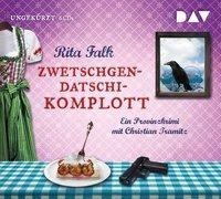 Cover-Bild zu Falk, Rita: Zwetschgendatschikomplott