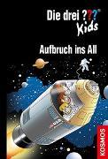 Cover-Bild zu Pfeiffer, Boris: Die drei ??? Kids, 70, Aufbruch ins All