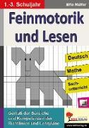 Cover-Bild zu Müller, Michaela: Feinmotorik und Lesen (eBook)
