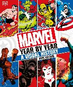 Cover-Bild zu DeFalco, Tom: Marvel Year By Year A Visual History New Edition
