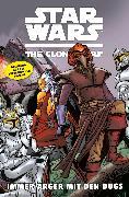 Cover-Bild zu Hoskin, Rik: Star Wars: The Clone Wars (zur TV-Serie), Band 9 - Immer Ärger mit den Dugs (eBook)