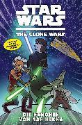 Cover-Bild zu Hoskin, Rik: Star Wars: The Clone Wars (zur TV-Serie), Band 8 - Die Kanonen von Nar Hekka (eBook)