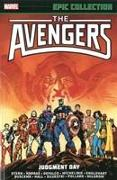 Cover-Bild zu Stern, Roger: Avengers Epic Collection: Judgement Day