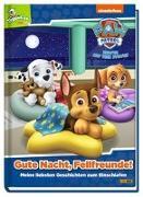 Cover-Bild zu Hoffart, Nicole (Chefred.): Paw Patrol: Gute Nacht, Fellfreunde!