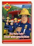 Cover-Bild zu Hoffart, Nicole (Chefred.): Feuerwehrmann Sam: Eine Woche voller Feuerwehrgeschichten