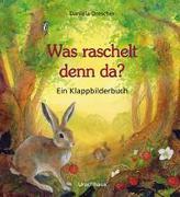 Cover-Bild zu Drescher, Daniela: Was raschelt denn da?