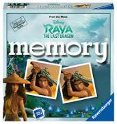 Cover-Bild zu Hurter, William H.: Ravensburger 20738 - Disney Raya and the last Dragon memory®, der Spieleklassiker für alle Raya Fans, Merkspiel für 2-8 Spieler ab 4 Jahren