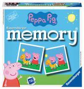 Cover-Bild zu Hurter, William H.: Ravensburger 21415 - Peppa Pig memory®, der Spieleklassiker für alle Fans der TV-Serie Peppa Pig, Merkspiel für 2-8 Spieler ab 4 Jahren