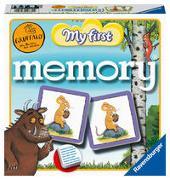 Cover-Bild zu Hurter, William H.: Ravensburger Kinderspiel - 20830 - Der Grüffelo My First memory® - Gedächtnisspiel für 2-4 Grüffelo-Fans ab 2 Jahren