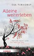 Cover-Bild zu Terhorst, Eva: Alleine weiterleben