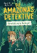 Cover-Bild zu Michaelis, Antonia: Die Amazonas-Detektive (Band 1) - Verschwörung im Dschungel (eBook)
