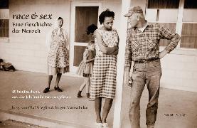 Cover-Bild zu Fischer, Robert: race & sex: Eine Geschichte der Neuzeit (eBook)