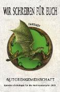Cover-Bild zu Gerlach, Katharina: Wir schreiben für euch: Fantasy