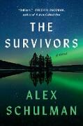Cover-Bild zu Schulman, Alex: The Survivors (eBook)
